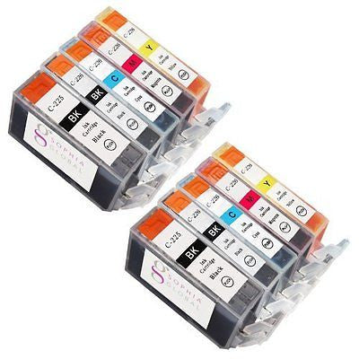 Sophia Global Compatible Ink Cartridge Replacement for PGI-225 CLI-226 PIXMA