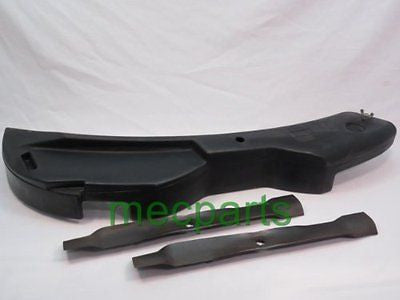John Deere Original Equipment Grass Mulching Attachment #BM21816