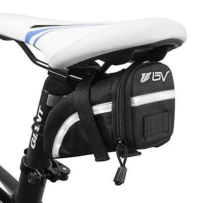 BV Bicycle Strap-On Medium Saddle Bag