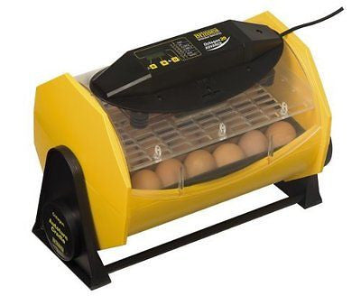 Brinsea Products Fully Automatic Egg Incubator for Hatching 24 Chicken Eggs or E