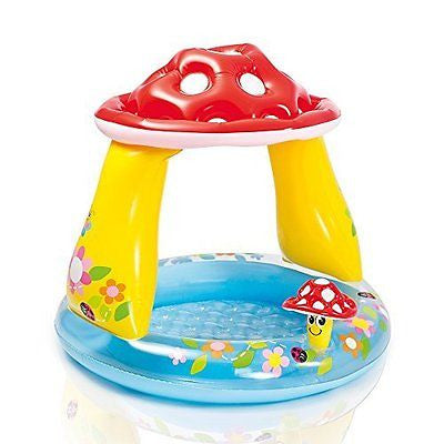 Intex Mushroom Baby Pool for Ages 1-3 40 x 35""