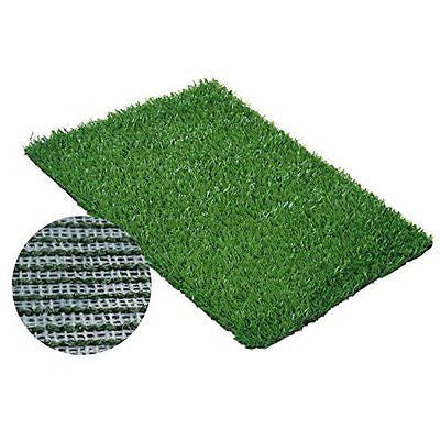 Pet Potty Replacement Grass Mats Puppy Dog Patch Traning Pads 8 Size Option