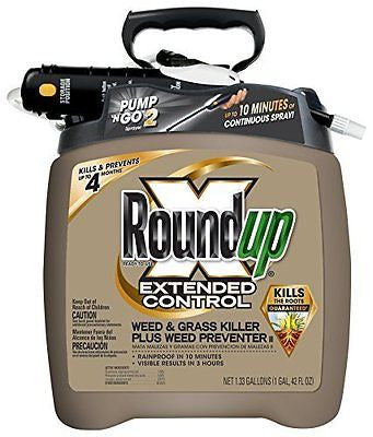 Roundup 5725070 Extended Control Weed and Grass Killer Plus Weed