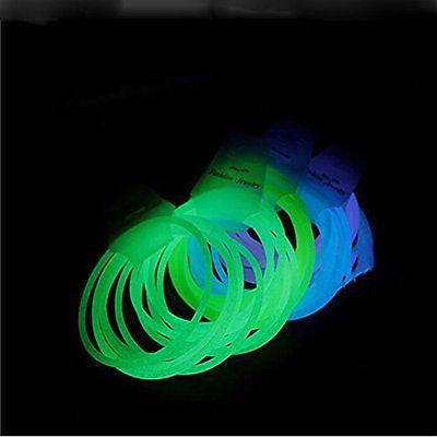 "50PCS For Concert and Party 10"" Assorted Colors Glowsticks Large Glow Sticks"