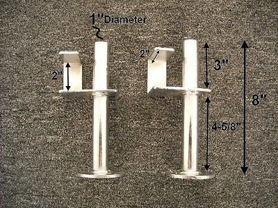 J/H Extra Bar Catch Weight Pin Pegs for 2