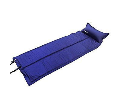 Luxetempo Lightweight Self-Inflating Camp Pad Tent Air Mattress Sleeping Pad