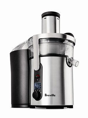 Breville BJE510XL Juice Fountain Multi-Speed 900-Watt Juicer