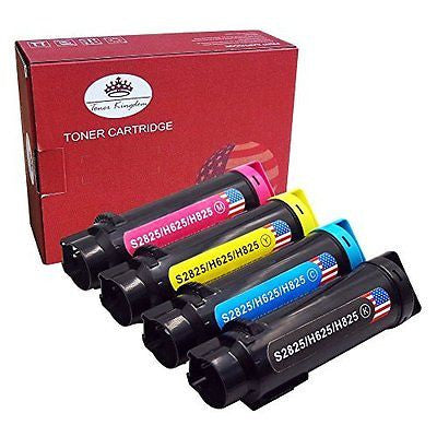 Toner Kingdom 3,000 & 2,500 High Yield Laser Toner Cartridge Compatible