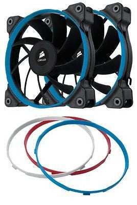 Corsair Air Series AF120 Performance Edition Twin Pack Fan