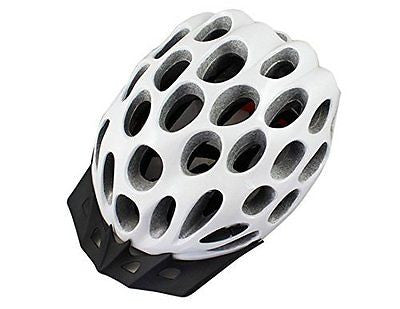 MTB/Road Bike Bicycle Cycling Bike Bicycle Cycling Helmet+Visor LW-822 (White)