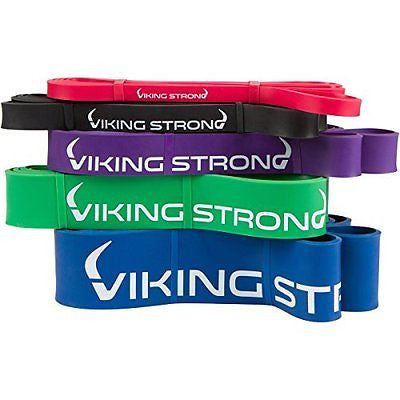 Viking Strong Pull Up Bands Pull Up Assist Bands Resistance Bands