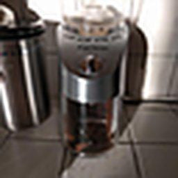 Capresso 565 Infinity Stainless Steel Conical Burr Grinder + Coffee Grinder