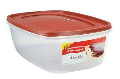 Easy Find Lid Food Storage Container BPA-Free Plastic 40 Cup/2.5 Gallon