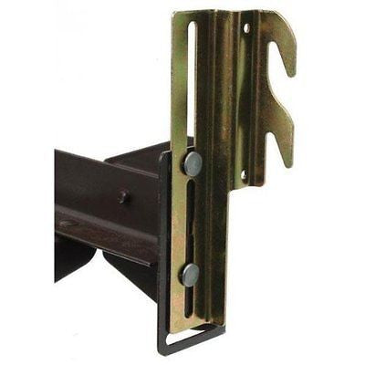 #711 Bolt-On to Hook-On Bed Frame Conversion Brackets with Hardware