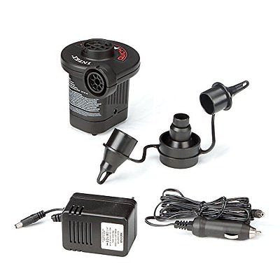 Intex Quick-Fill AC/DC Electric Air Pump 110-120 Volt Max. Air Flow 15.9CFM