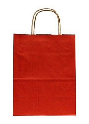 Premier Packaging AMZ-295005 15 Count Pinstripe Shopper Gift Bag