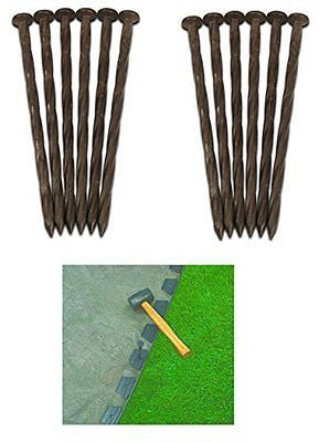 Pack of 12 EasyFlex Anchoring Spikes