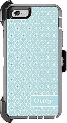 "OtterBox Defender Series Case & Holster for Apple iPhone 6 / 6S 4.7"" - Moroccan"
