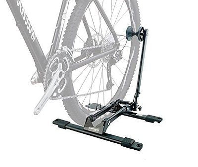 Bike Bicycle Deluxe Storage Floor Stand Rack