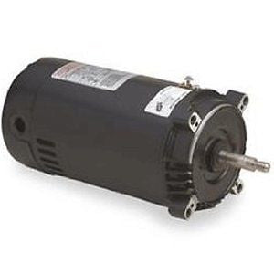 Century Electric 1 1/2-Horsepower Up-Rated Round Flange Replacement Motor