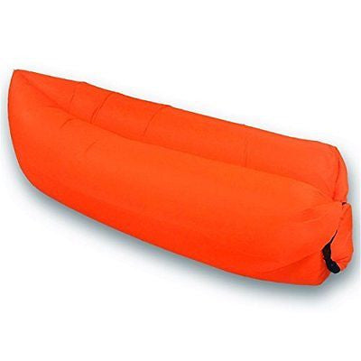Roadacc (TM) Multipurpose Fast Inflatable Air Mattress & Portable Beach Couch