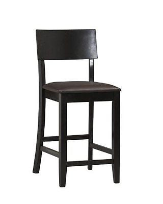 Linon Home Decor Torino Collection Contemporary Counter Stool 24-Inch
