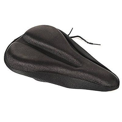 4ucycling bicycle cushion,Durable Gel and Comfortable Sponge Mixed Pad Saddle