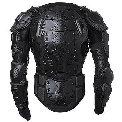 Men's Motorbike Motorcycle Protective Body Armour Armor Jacket Guard Bike