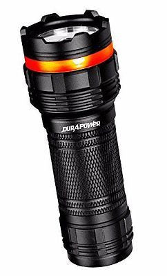 Durapower? Heavy Duty 600 Lumen Cree LED Flashlight Torch Hunting/Emergency