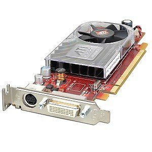 ATI Radeon HD 3450 256MB DDR2 PCI Express (PCI-E) DMS-59 Low Profile Video Card