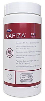 Urnex Cafiza Espresso Machine Cleaning Tablets 200 Tablets