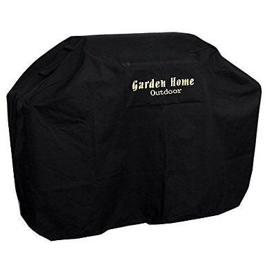 "Grill Cover - garden home Up to 58"" Wide,  Water Resistant, Air Vents"