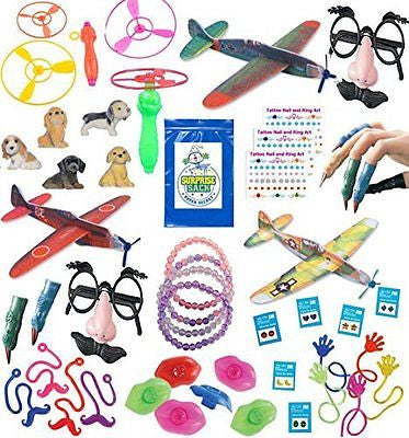 100 Pc Funtastic Toy Assortment