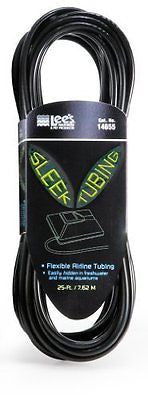 Sleek Airline Tubing in Black