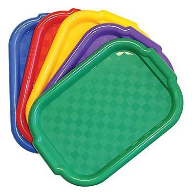 400995 Multi Color Art Trays (Set of 5)