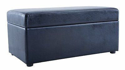 Gaming Storage and Furniture Ottoman (Black)