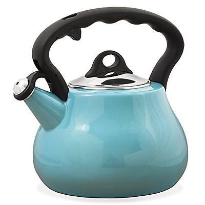 Remedy Lovely Lady 2 quart Kettle, Blue