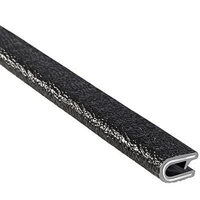 "Trim-Lok 100B3X1/8-25 PVC/Aluminum Edge Trim, Fits Edge  1/8""  25' Length"