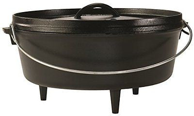 Lodge Camp Dutch Oven, 6 Qt