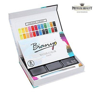 Bianyo 36 Watercolor Paint Set