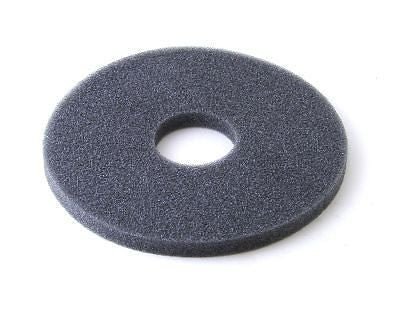 Glass Rimmer Replacement Sponges 6.5""
