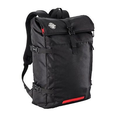 EOS Commuter Bike Cycling Backpack with Integrated LED Safety Light