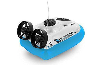 Mini 4CH Electric Radio Remote Control Micro Hovercraft