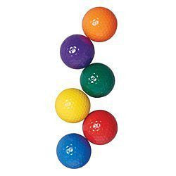 US Games color My Class Golf Balls