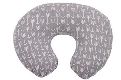 Danha Nursing Pillow Slipcover Grey Arrow