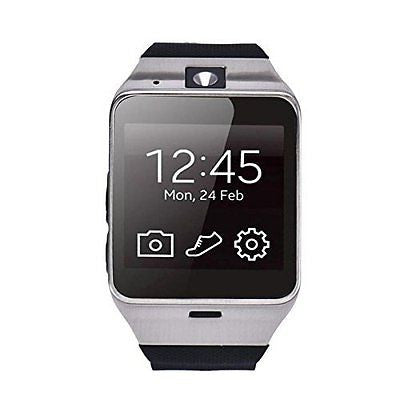 Bluetooth phone GSM NFC Camera Waterproof Smart Watch
