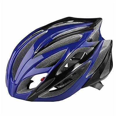 Bicycle Helmet For Adult With 21-Hole Design EPS+PC Integrally Molding