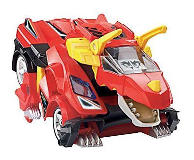 VTech Switch and Go Dinos Turbo Bronco The RC Triceratops Vehicle
