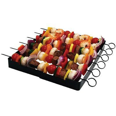 Brinkmann 9021 Shish Kabob Set (Discontinued by Manufacturer)