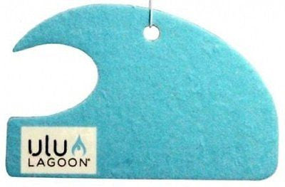 Air Freshner, Blue, Mini Wave-Blue-MiniWave